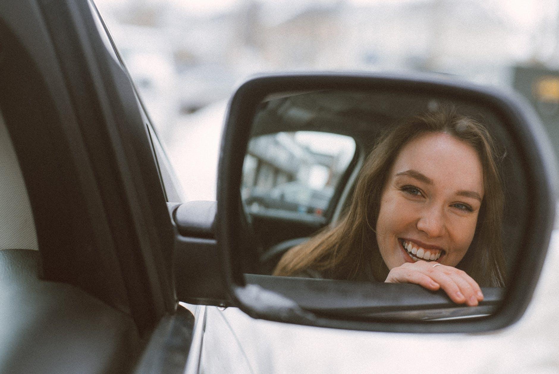 Happy fare ride Ann Arbor passenger