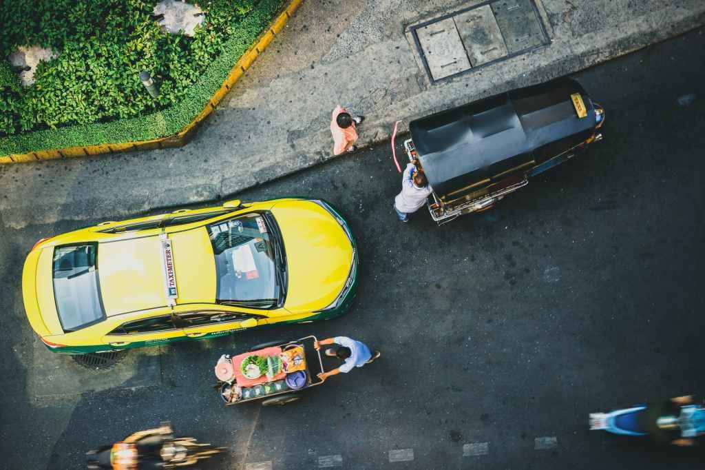 ann arbor taxi fare ride